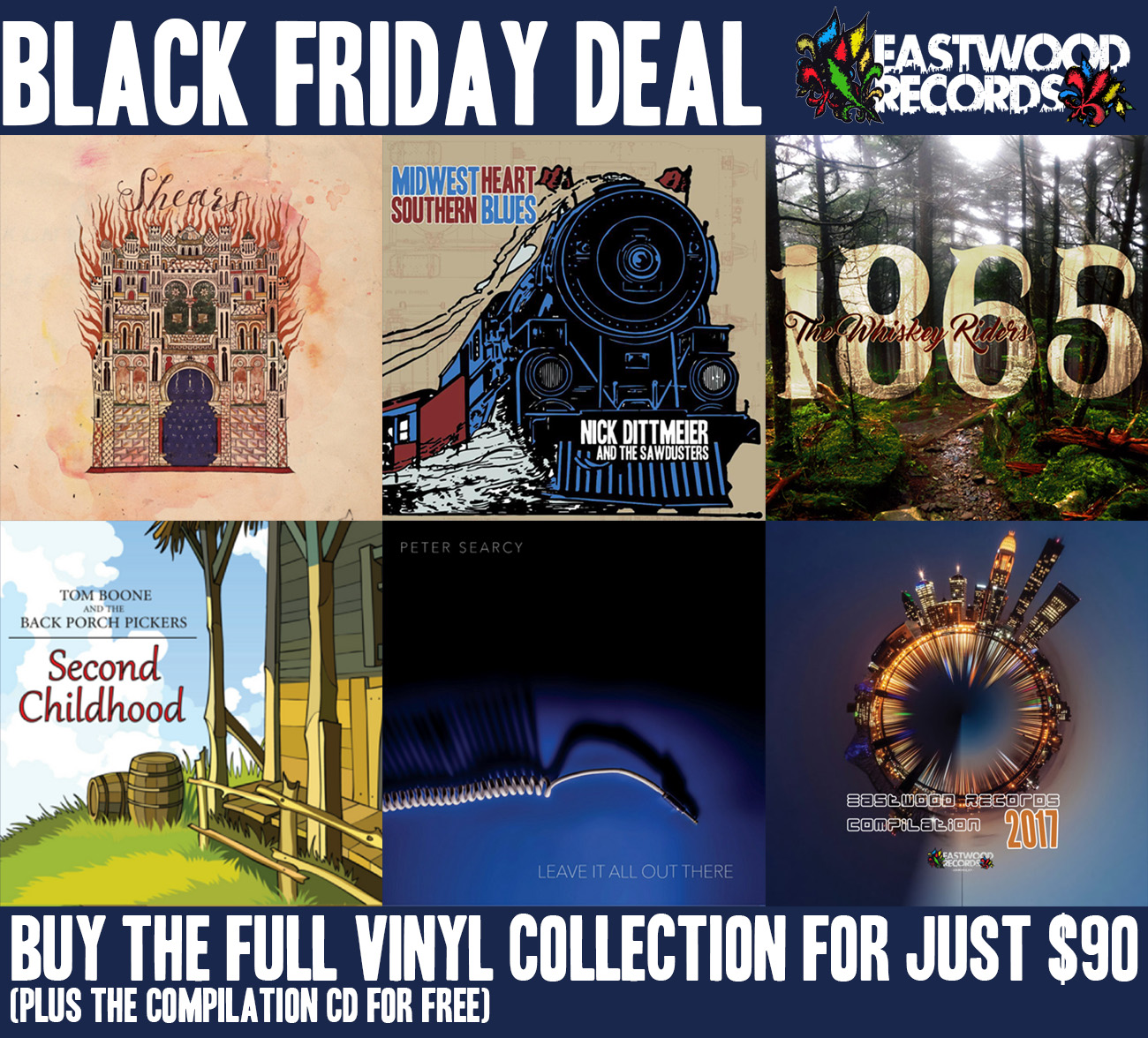 Deals on vinyl records